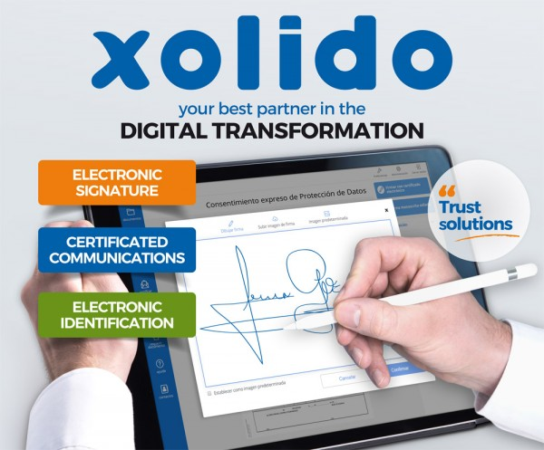 Xolido. Your best partner in the Digital Transformation